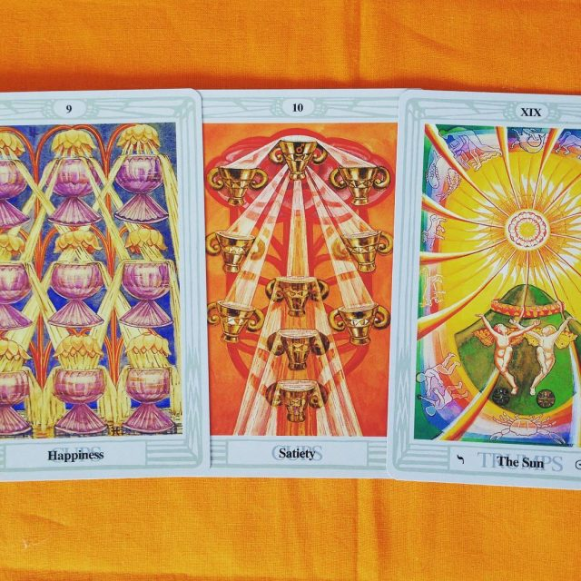 Happy Sunday! tarot for the week  the start ofhellip