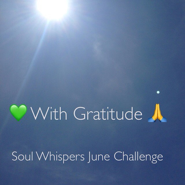 soulwhispersjune is the first Instagram challenge Ive hosted and allhellip