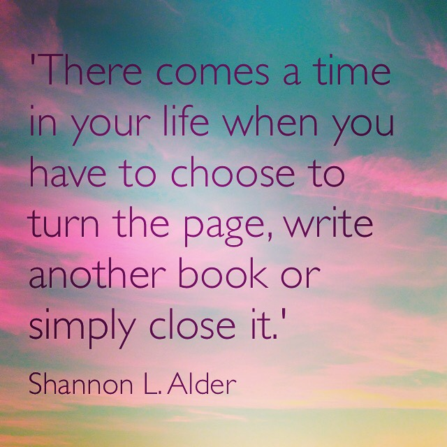 write another book..